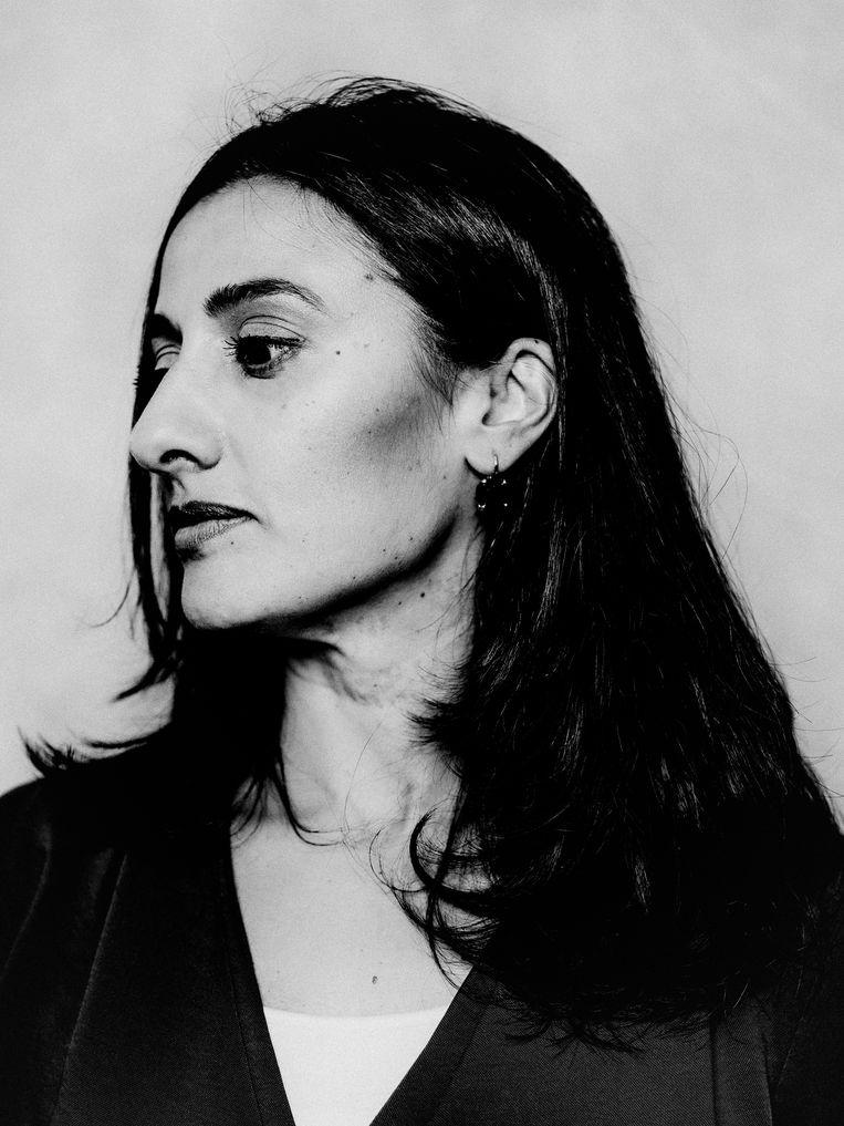 Naema Tahir: 'Ik wist deep down altijd dat ik hoor bij de groep waaruit ik voortkom.' Beeld Jitske Schols