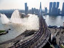 Bekijk hier de mooiste foto's van de NN Marathon Rotterdam