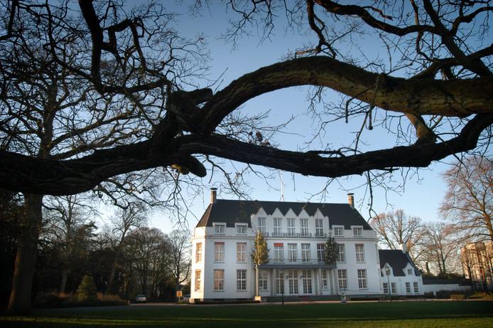 Het Bilts gemeentehuis Jagtlust.