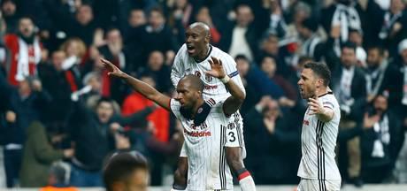 VIDEO: Babel schiet Besiktas met twee goals naar kwartfinale