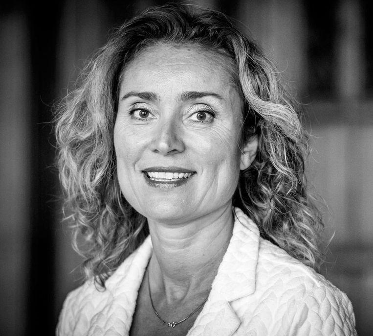 Vera Bergkamp, kamerlid voor D66, is indiener van het initiatiefvoorstel voor aanpassing van de wet gelijke behandeling Beeld ANP
