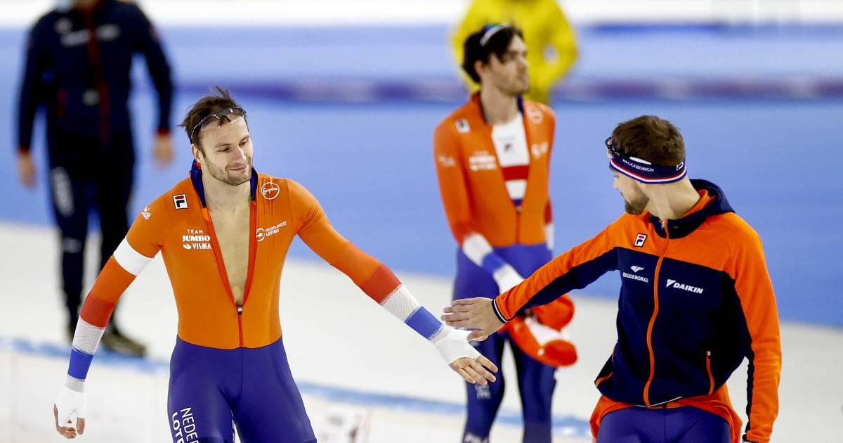 Imponerende Krol pakt wereldtitel op 1500 meter, Nuis en Roest ook op het podium - AD.nl