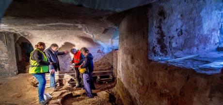 'Mysterieuze muur' gevonden, Wijchens Kasteel mogelijk ouder dan gedacht