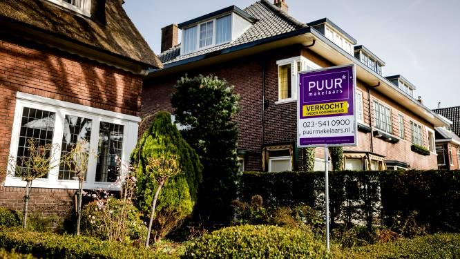 Oververhitting huizenmarkt gaat door: sterkste prijsstijging in 21 jaar