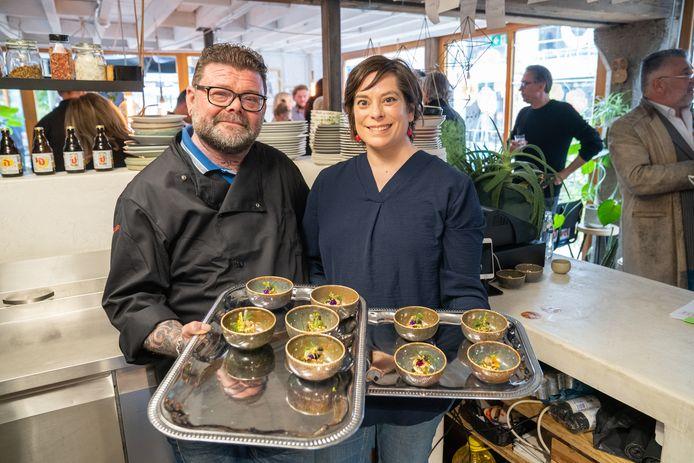 Manuel en Caroline Coppens van Puur Cathering by Chezmanu zullen er ook zijn op Proeft Boutique.