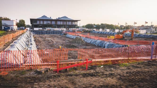 """Omstreden bouwproject op de Muide dan toch gestart: """"Visie van Emile Braun wordt tenietgedaan"""""""