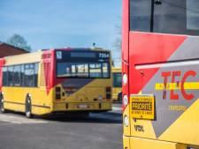 84 trajets et un espace du TEC Charleroi supprimés ce vendredi