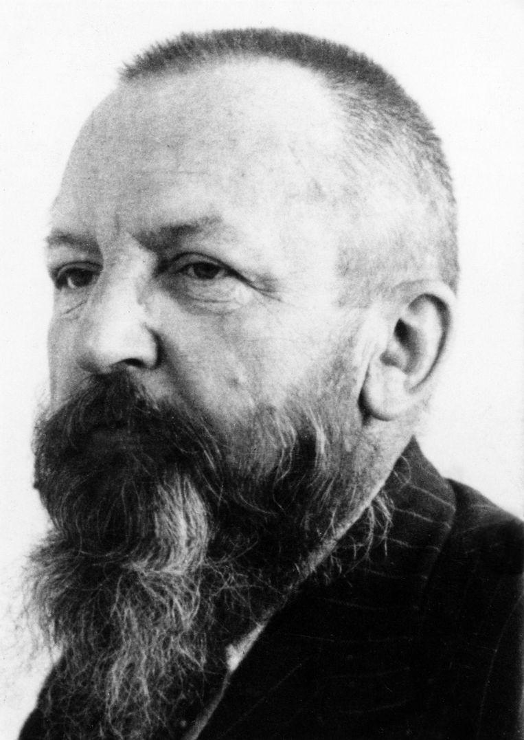 Portret van Henk Sneevliet. Beeld Nationaal Archief/Collectie Spaarnestad/Fotograaf onbekend