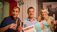 Inschuifstang van reiskoffer levert Pieter en Jeffrey 20.000 euro op