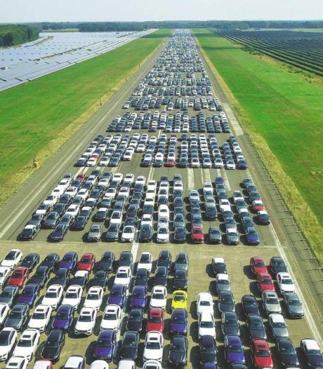 Hier parkeert Mercedes meer dan 10.000 dure probleemgevallen