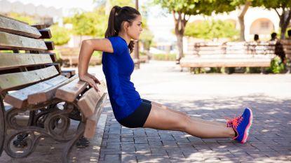 Lieven Maesschalck geeft tips hoe je zwabberende bovenarmen weer strak maakt