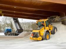 Wijchense wagens gaan efficiënter zout strooien: nieuw systeem past automatisch breedte strooikolom aan