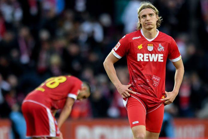 Sebastiaan Bornauw speelt bij FC Köln.