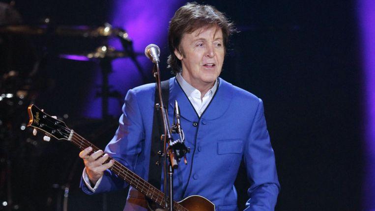 Paul McCartney. © ANP Beeld