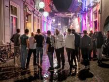 Toezicht uitgaansavond verscherpt: gastheren blijven definitief in deel Bredase binnenstad