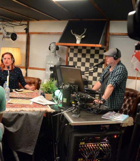 Amersfoortse politici debatteren over landelijke thema's bij Studio FCG