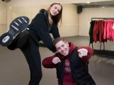 Dansschool The Urban Village in Empel: 'Ik denk dat onze passie goed overkomt'