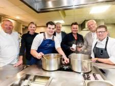 Topkoks samen terug in de keuken van Cas Spijkers: hommage aan de chef-kok van De Swaen in Oisterwijk