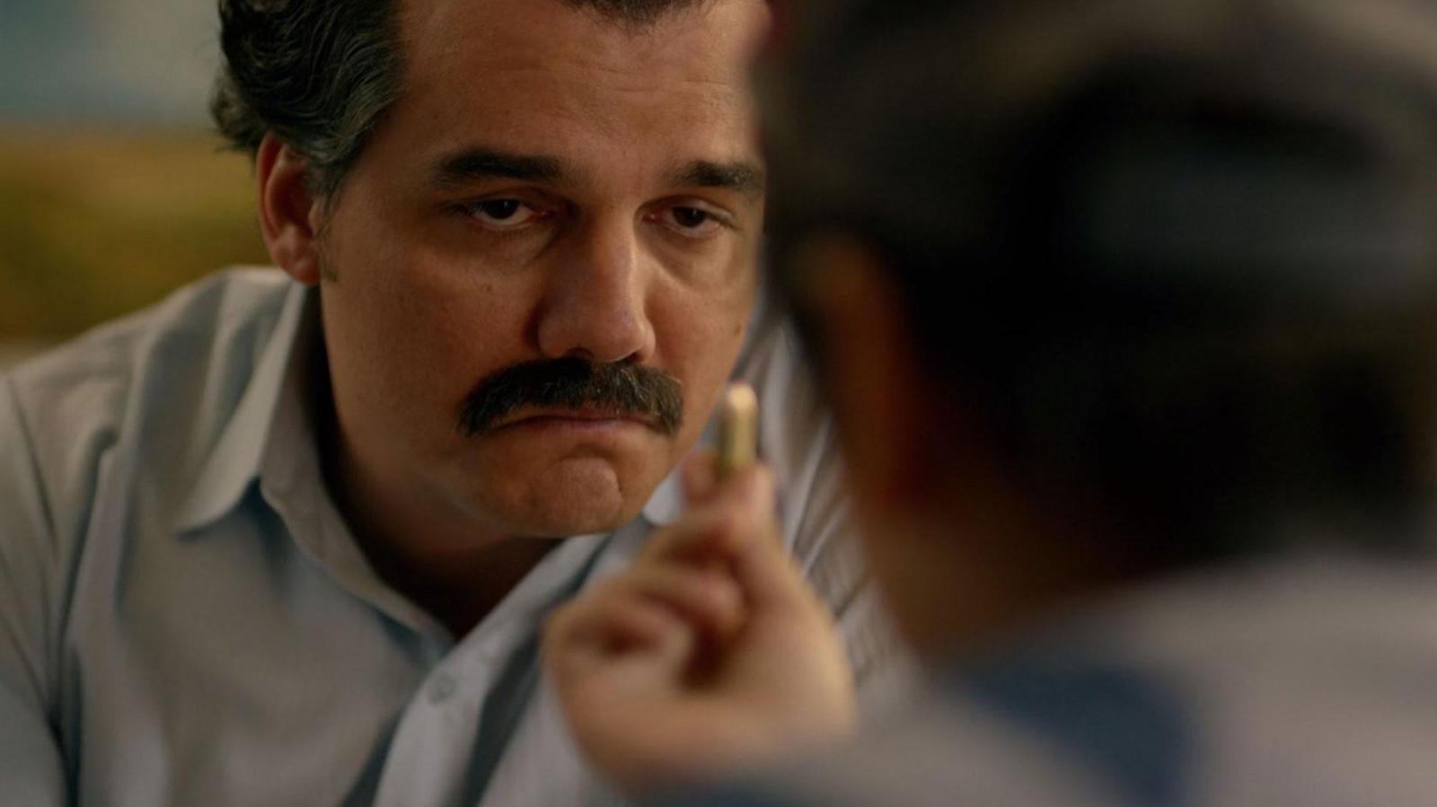 """-""""Mon père n'a pas tué personnellement le colonel Carrillo"""", assure le fils de Pablo Escobar."""
