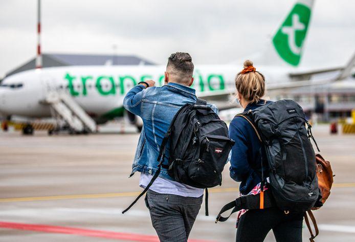 Transavia vliegt vanaf donderdag weer.