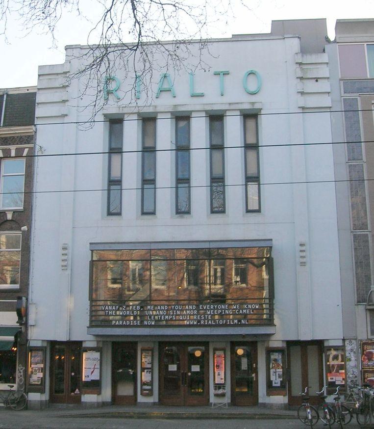 Voor soep en ingewikkelde films kun je terecht bij Rialto Beeld Het Parool