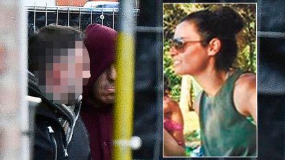 """Advocaat Ridouan na bewogen reconstructie: """"Ex? Stalker? Jill en hij waren in het geniep nog een koppel"""""""