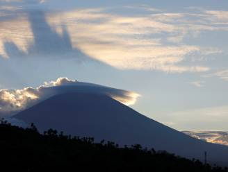 """Vulkaan op Bali in """"kritieke fase"""""""