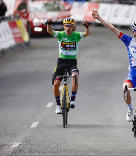IJzersterke Roglic wint Ronde van het Baskenland na spektakel in slotrit