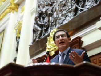 Peruaans parlement zet president af wegens corruptie