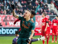 FC Twente hoopt op komst Ajax-aanvaller Noa Lang