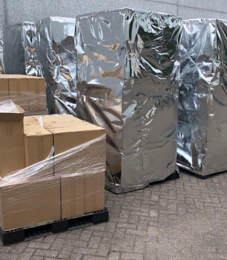 Man (47) uit Tilburg opgepakt na vondst 8 miljoen illegale sigaretten