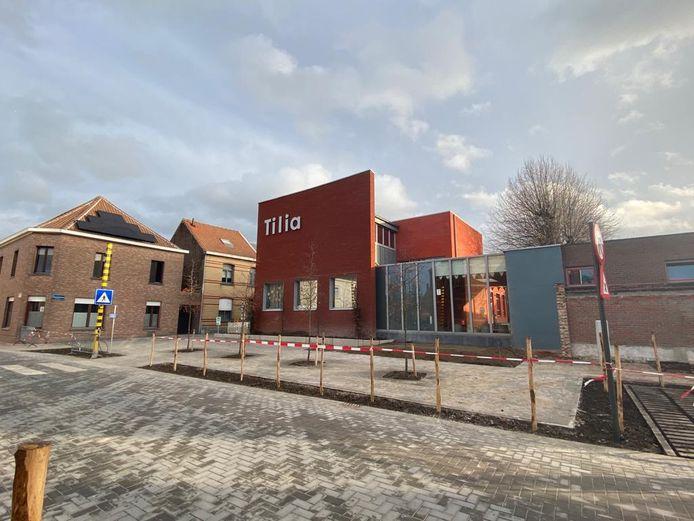 Ook de Sellaerstraat in Melsbroek werd vernieuwd.