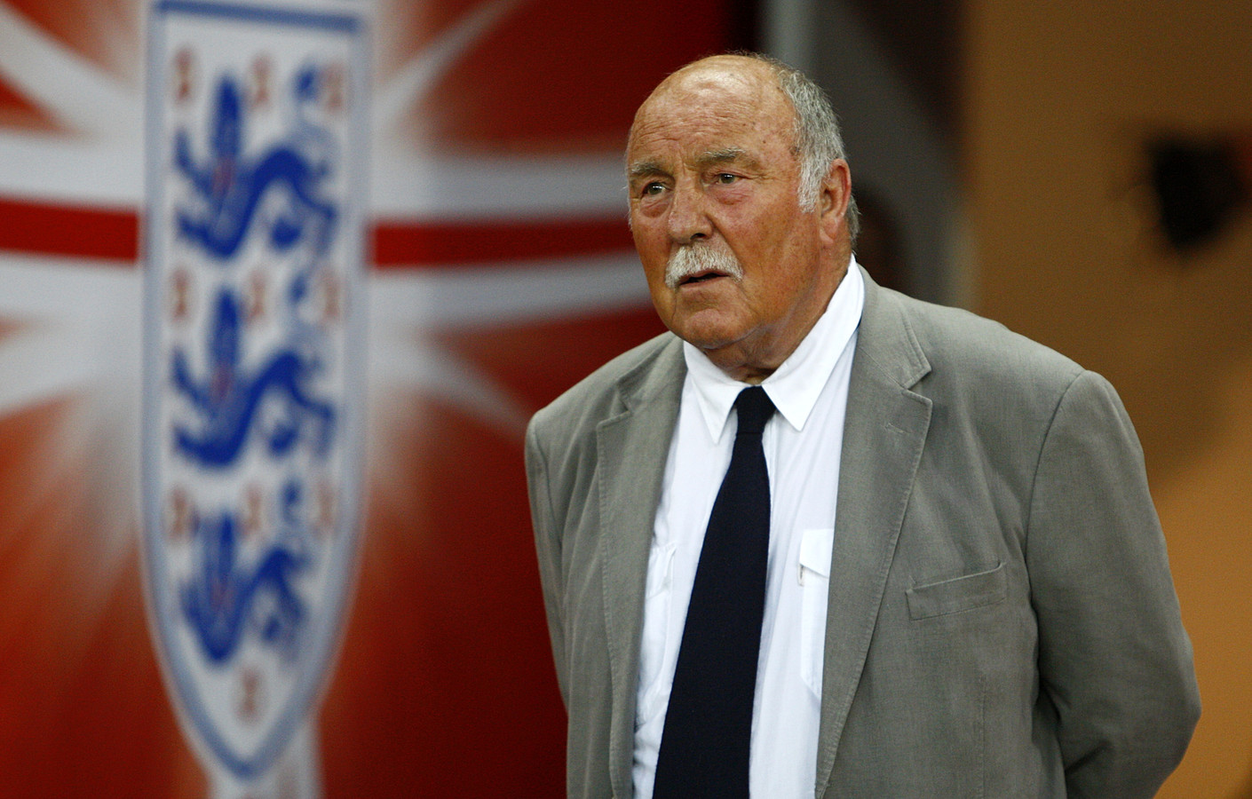 Jimmy Greaves in 2009.