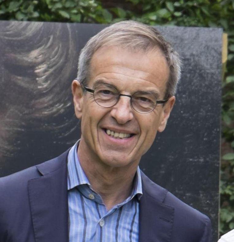 Directeur van het Rubenshuis Ben van Beneden.
