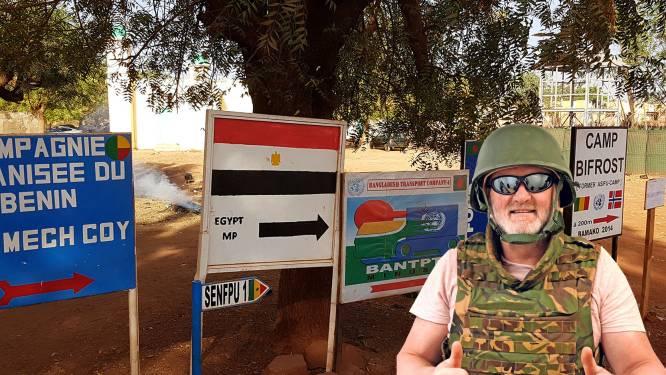 Wijhenaar zet tentenkamp militairen in Mali op zijn kop