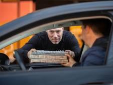 Coronacrisis maakt creatief: pannenkoeken-drive thru in Lelystad