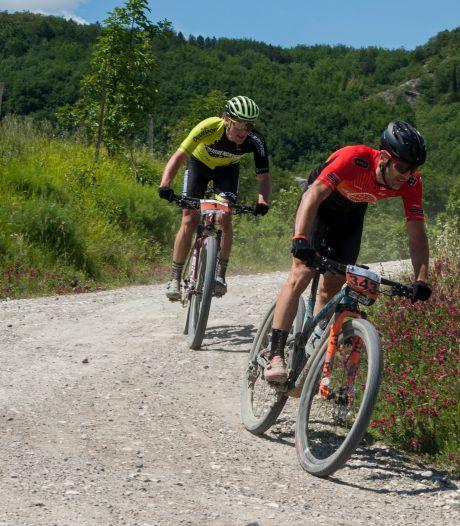 Mountainbiker Bart Classens is op de weg terug: 'Ik heb in coronatijd veel minder getraind'