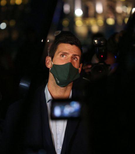 Restricties nopen Djokovic om zich af te melden voor 'Miami'