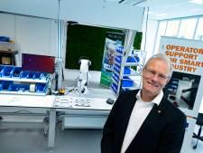 Egbert-Jan Sol van TNO Eindhoven wil met fieldlabs naar een nieuwe industrie