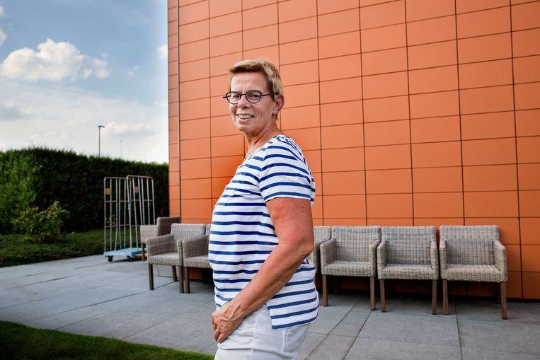 Rita van Driel, bestuurslid van het IPC, het equivalent van het IOC voor de paralympics.  Beeld Arie Kievit