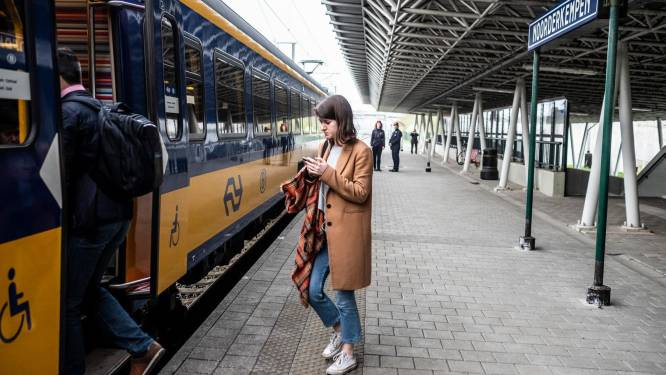 Gevraagd: stipte treinen in Noorderkempen