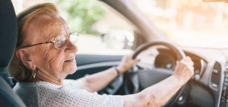 'Eerste tekenen van dementie kunnen worden aangetoond via rijgedrag'