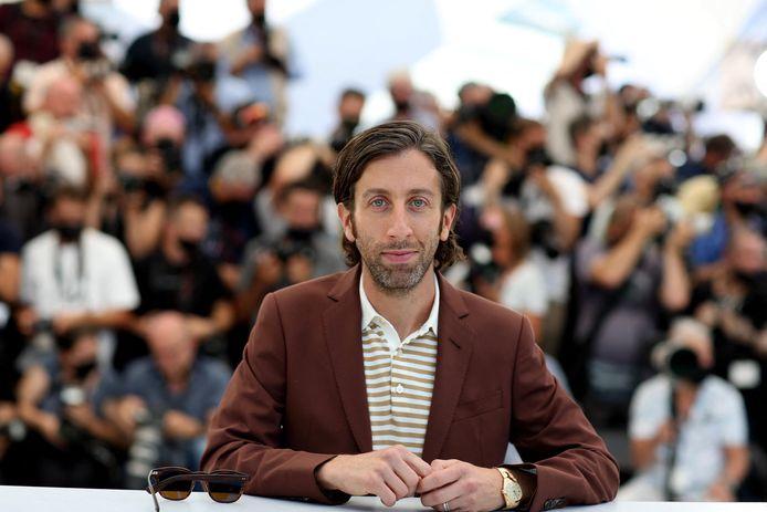 Simon Helberg, ook bekend van 'Big Bang Theory'.