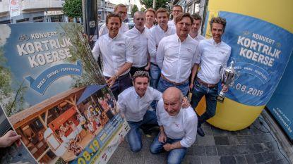 Kortrijk Koerse strikt Oliver Naesen, Xandro Meurisse en Yves Lampaert