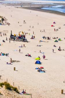 Goeree-Overflakkee houdt mensen weg bij strand