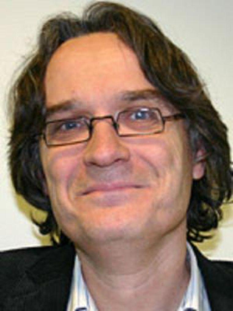 Ton van Haperen: 'De neoliberale jarennegentigverschuiving van government naar governance verandert de gezagsverhoudingen' Beeld