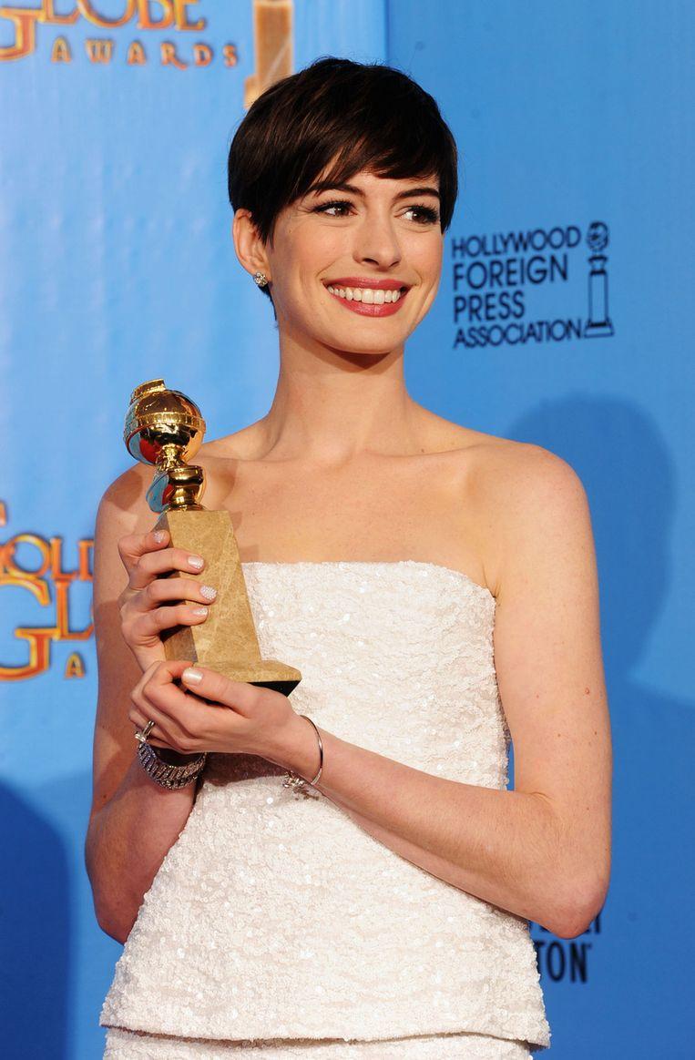 Anne Hathaway, Beste Vrouwelijke Bijrol Beeld AFP