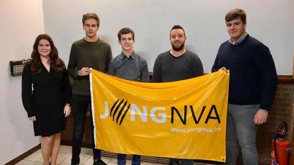Gemotiveerde jongeren starten Jong N-VA Landen