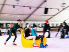Primeur voor Druten: Winter Village met ijsbaan en après-skitent
