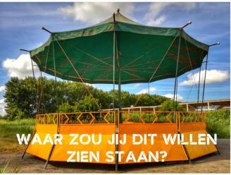 Historische kiosk restaureren kost 10.000 euro